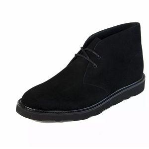 SATURDAYS NYC Men's Damien Suede Chukka Boots